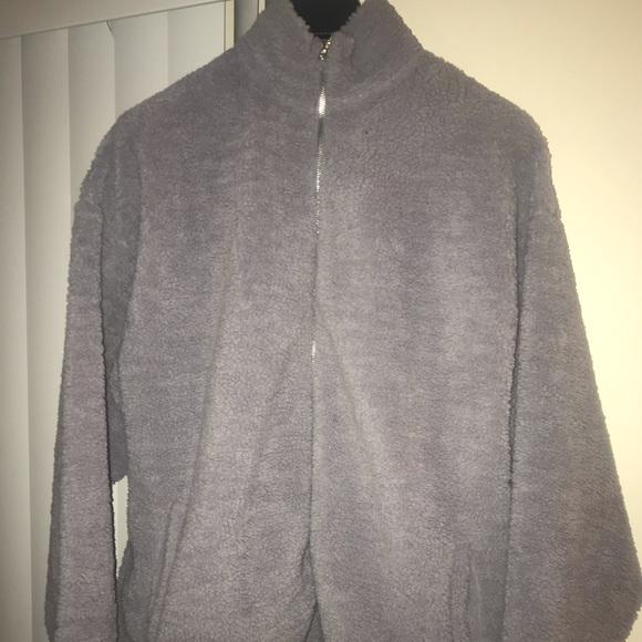ASOS Other - Asos Design Oversized Borg Jacket